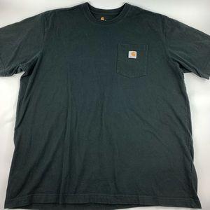 Carhartt T-Shirt Mens XL Short sleeve Crew Neck